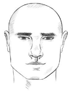jaw line types how to find the perfect hairstyle to suit your face shape