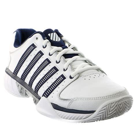 athletic express shoe store k swiss hypercourt express tennis sneaker shoe mens