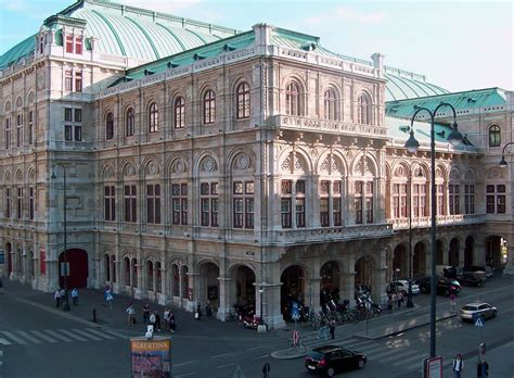 state opera house vienna vienna vienna state opera austria at travelhotelvideo com
