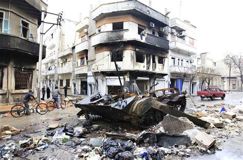Syria Della 2 siria c 232 l accordo per evacuare i civili da homs radio