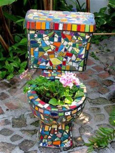 very cool and funky bright coloured mosaic planter with 1000 images about painted tires on pinterest tire