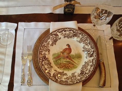 spode woodland birds 45 flatware 82 best table tops images on tablescapes