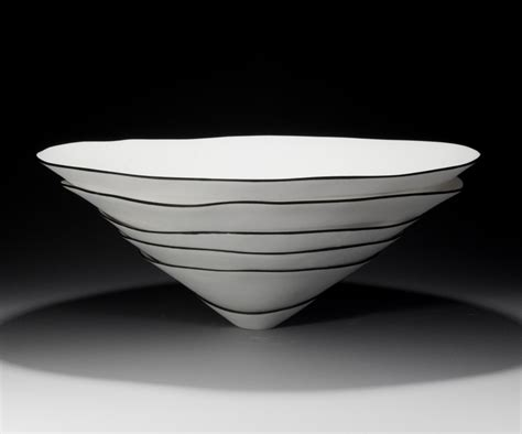 carol snyder ceramics ceramics quot linear balance quot original by carol snyder