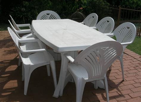 Plastic Patio Table And Chairs Photolizer Furniture And Outdoor Table