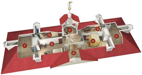 how many bedrooms does a mansion have 3rd floor layout mount vernon mount vernon pinterest