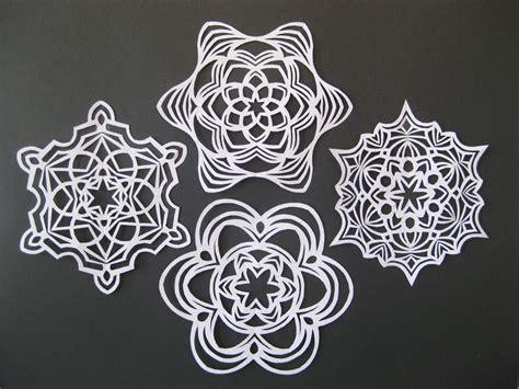 pattern paper snowflake snowflake pattern paper my patterns