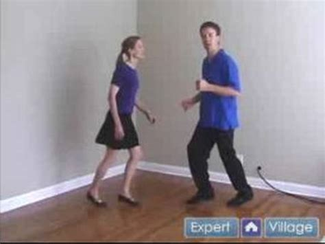 How To Swing Dance Single Step Move In Swing Dancing
