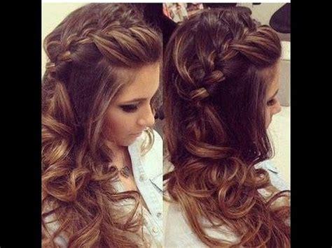 lindos peinados con trenzas youtube