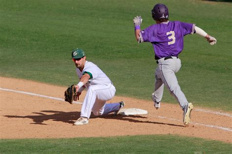 Baseball In Washington hornets split 4 baseball series against washington