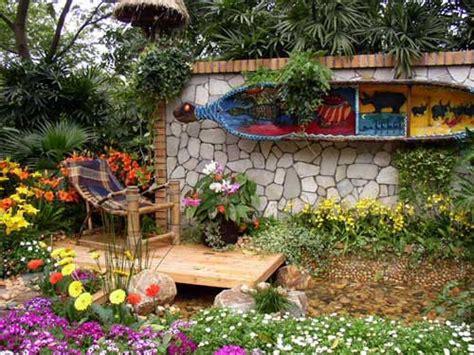 imagenes jardines rusticos jardines r 218 sticos tendencia e ideas hoy lowcost