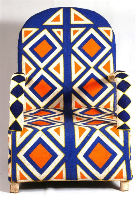 pattern making nigeria obsession du jour beaded nigerian chairs the english room