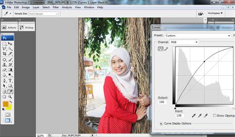 tutorial photoshop untuk fotografi cara mudah mengedit foto lebih bagus dengan efek fotografi