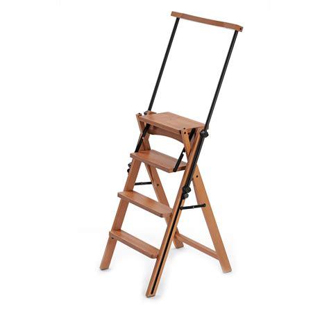 leiter stuhl aus buchenholz - Stuhl Leiter