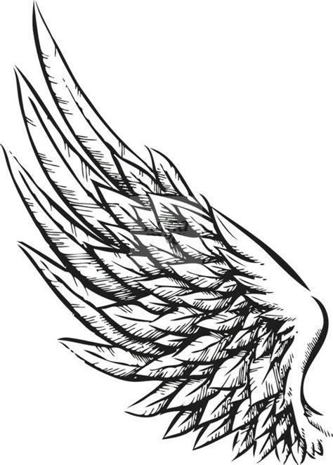 tattoo pattern wings wing tattoo design tattoos pinterest tattoo designs