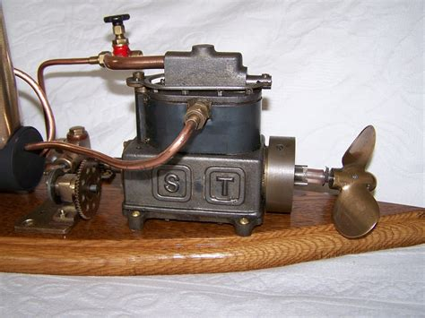 steam engine boat for sale model speed boat live steam engine with stuart turner sun