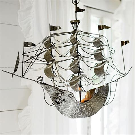 Pirate Ship Chandelier Awesome Light Fixtures Your Will