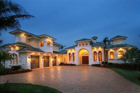 luxury house plans beach coastal mediterranean luxury luxury home plans 4 bedroom mediterranean home plan 175