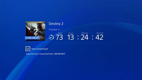 Update Files Destiny Ps4 Murah destiny 2 preload for ps4 soon as xbox one players miffed by file size playstation universe