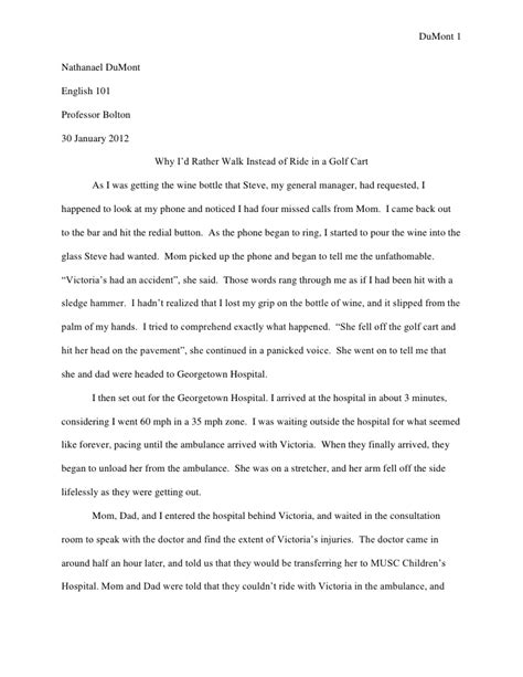 Exle Memoir Essay by Memoir Essay Exles How To Write A College Admission Essay Ielts General Writing