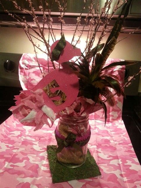 Pink Camo Baby Shower Decorations by 25 Best Ideas About Pink Camo On Camo