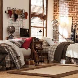 Cool Bedroom Ideas For College Guys Cool Boys Dorm Rooms Dig This Design