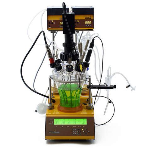 bench top fermenter benchtop bioreactor benchtop fermentor