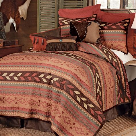 arrow bedding broken arrow quilt bedding collection