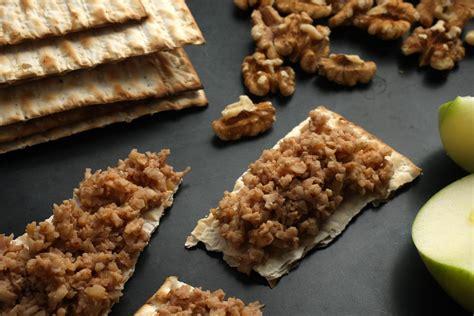 Recipes For Main Dishes - charoset recipe chow com