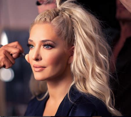 jlo braid inn middle of hair erika girardi jayne hair french braid down center hair
