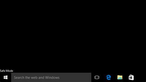 install windows 10 in safe mode 4 ways to boot into safe mode in windows 10