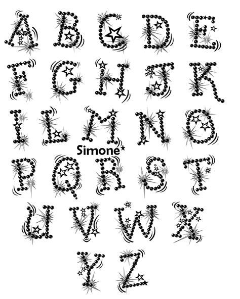 caratteri lettere per tatuaggi caratteri scritte per tatuaggi nm34 187 regardsdefemmes