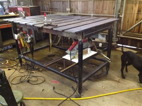 diy welding bench 17 best images about workbench on pinterest welding