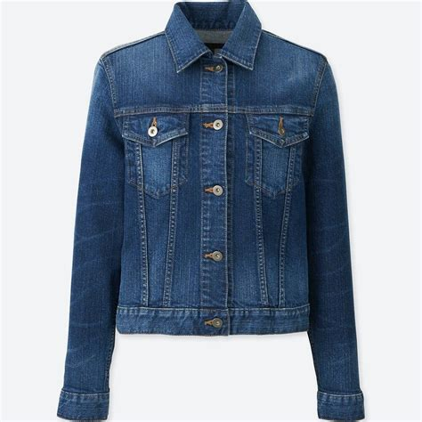Jaket Jean by Denim Jacket Uniqlo