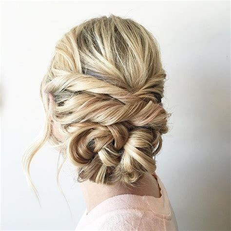 wedding boho updo beautiful boho braid updo wedding hairstyle for