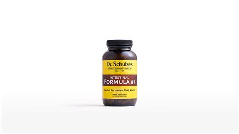 Intestinal Detox Formula 1 by Intestinal Formula 1 Dr Schulze Bowel Detox Cleanse