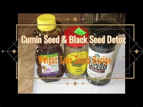 Black Seed Detox by Lose Weight Fast Cumin Seed Black Seed Detox Tea This