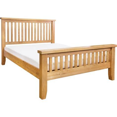 Canterbury Bed Frame Canterbury Oak Bed Frame Jtf Jtf