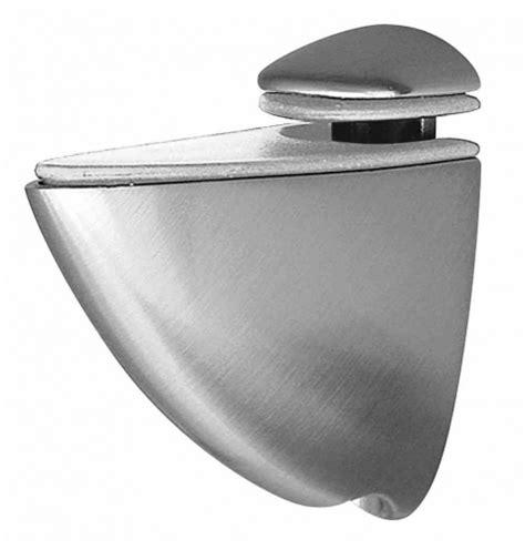 steel adjustable glass shelf support brackets
