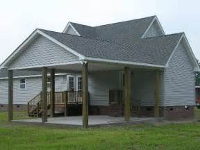 Attached Carport Pictures by Carport Designs Garages Carports Porches Decks Custom