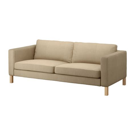 Ikea Karlstad Loveseat Fabric Three Seater Sofas Ikea