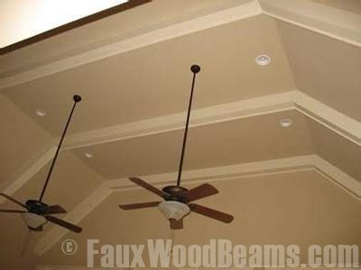 Painted Wood Ceiling by Ceiling Beam Color Faux Wood Workshop