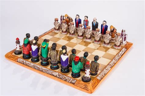 unusual chess sets kumbula shop s unique and quality african themed chess