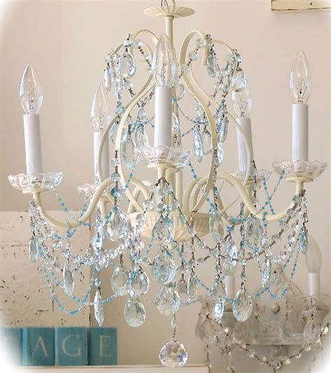 shabby chic bedroom chandelier sunnygrace another farmhouse