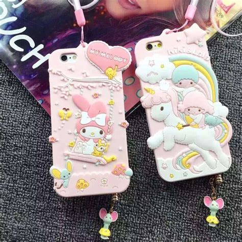 Iphone 6s Plus 3d My Melody Softcase Silikon Sarung Cas Limited cover for iphone picture more detailed picture about luxury 3d my melody