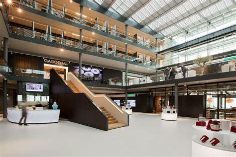 kantoor inspiratiecentrum bsh in hoofddorp de architect