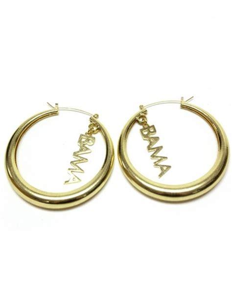 obama earrings gold erika pe 241 a