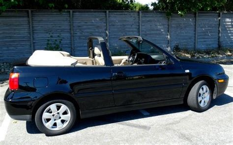 repair anti lock braking 2002 volkswagen cabriolet interior lighting purchase used 2002 vw cabrio convertible in sunnyvale california united states for us 4 250 00
