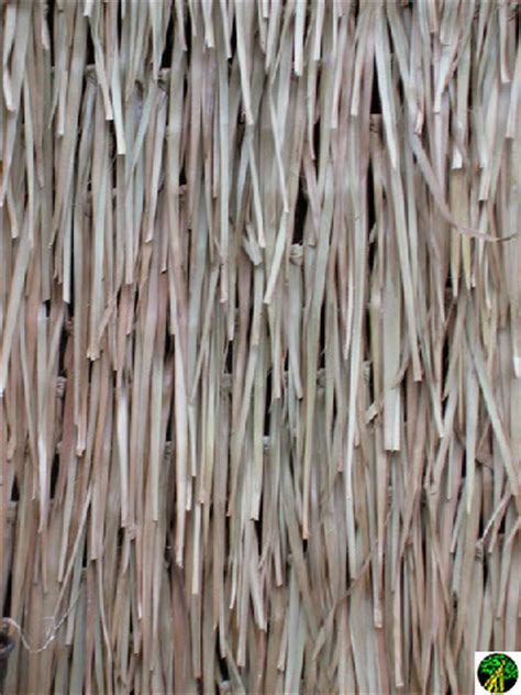 Bamboo Thatch Thatch And Raincapes
