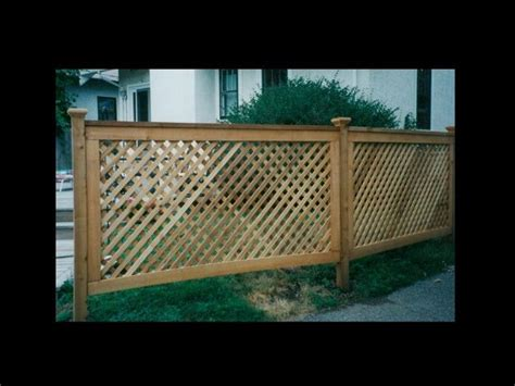 lattice panels home depot woodworking projects plans