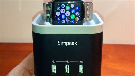 best dock for apple iphone android review 4 port usb charger station